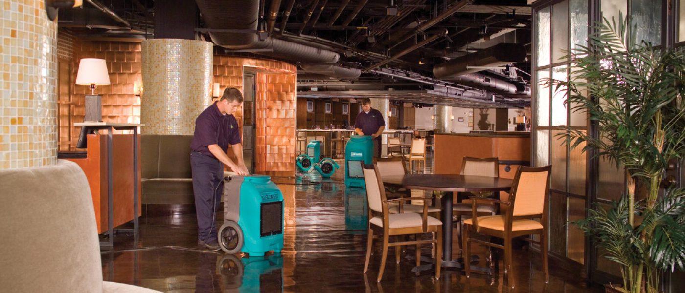 home water damage repairs